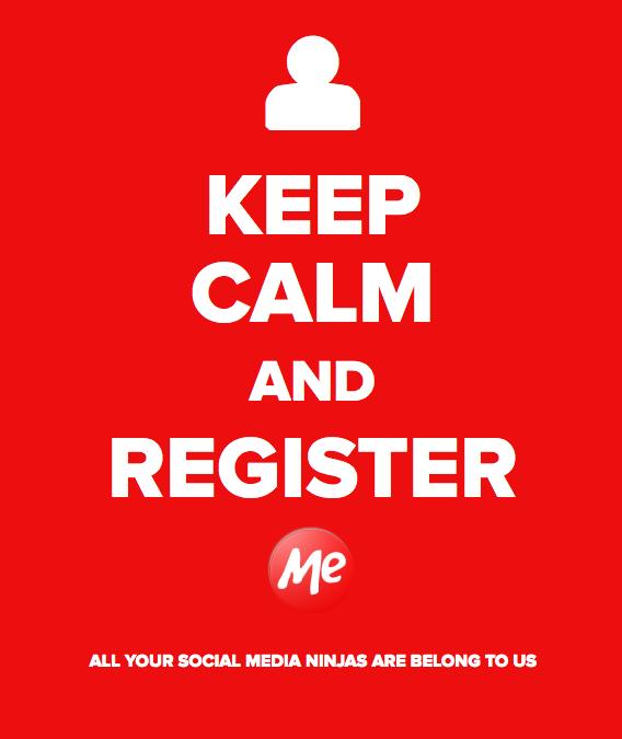 Register a .me domain!